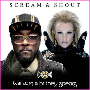"""Unofficial cover art for Will.I.Am's """"Scream & Shout"""" Feat. Britney Spears"""