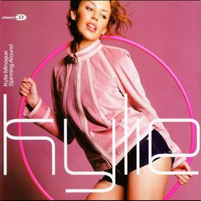 Spinning Around CD Single