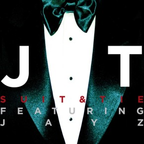 Justin Timberlake Single Cover