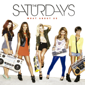 What About Us Cover