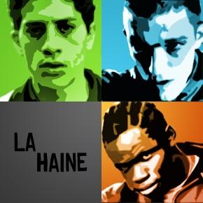 La Haine Pop Art
