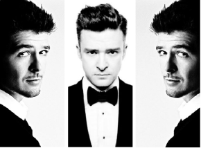 Robin Thicke, Justin Timberlake